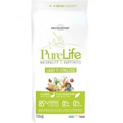 PURE LIFE LIGHT STERILIZED...