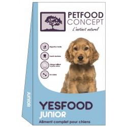 YESFOOD JUNIOR (20 Kg)